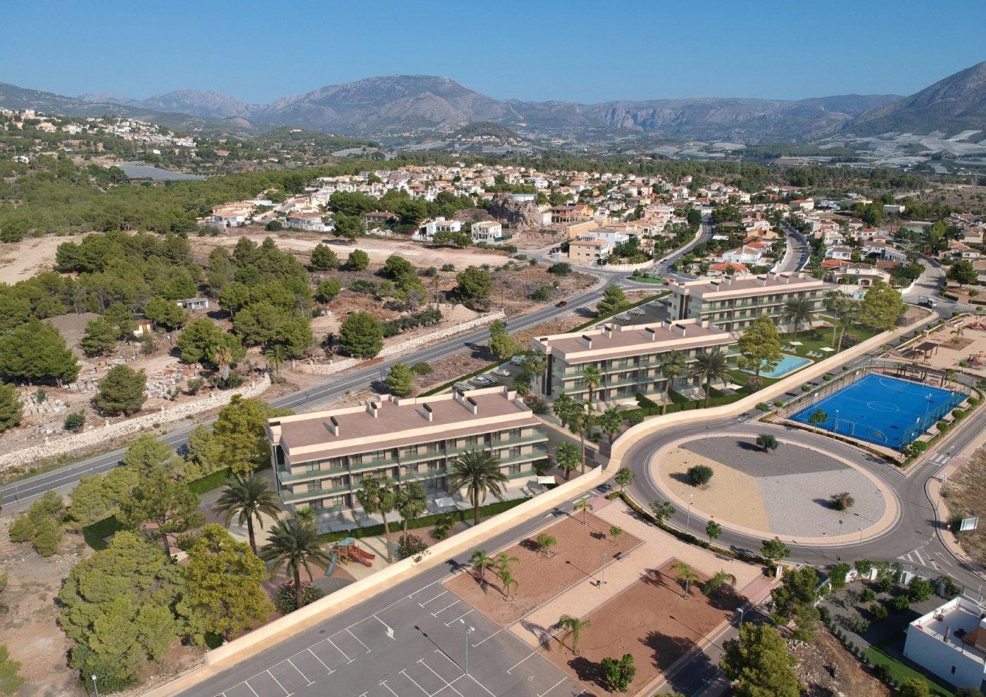 Apartamento - En Proyecto - La Nucia - La Nucia
