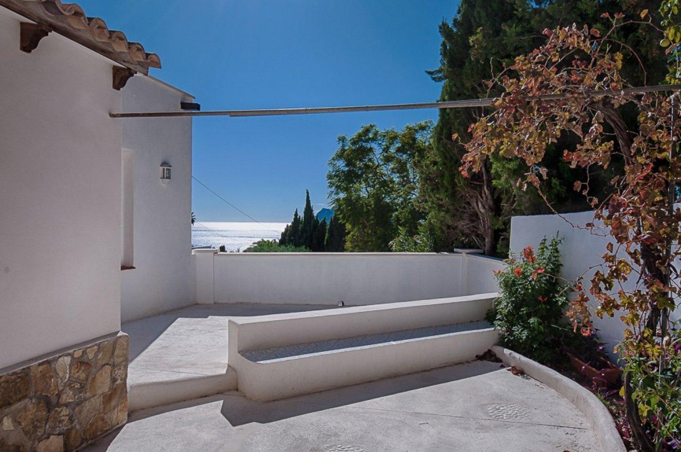 Villa in Benissa Baladrar