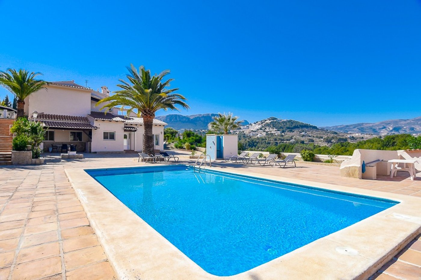 Estate Agents Moraira – Property for sale in Moraira – Villa – Cometa – Calpe