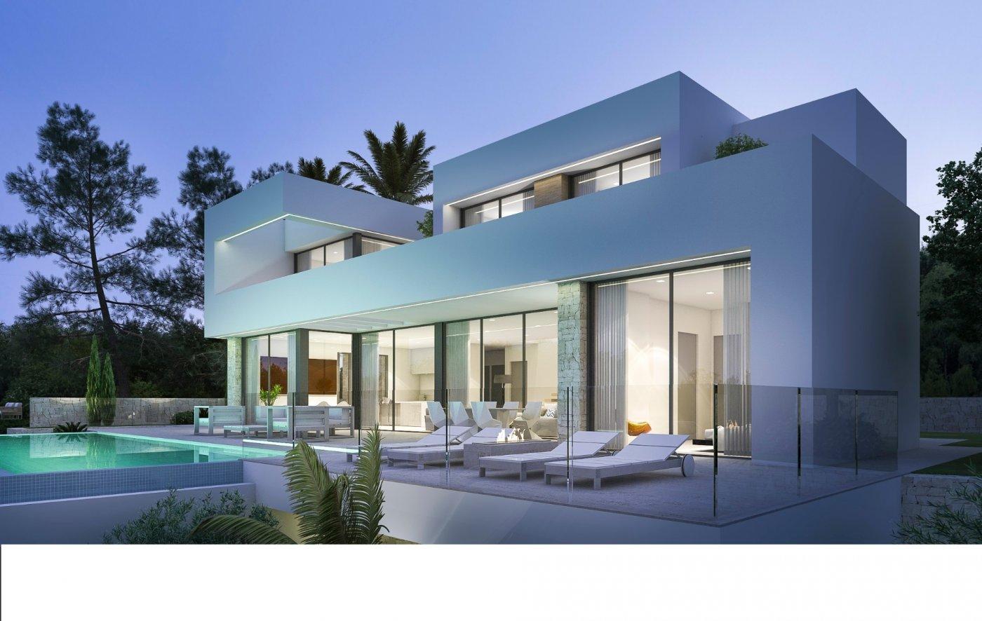villa en moraira · fanadix 1265000€