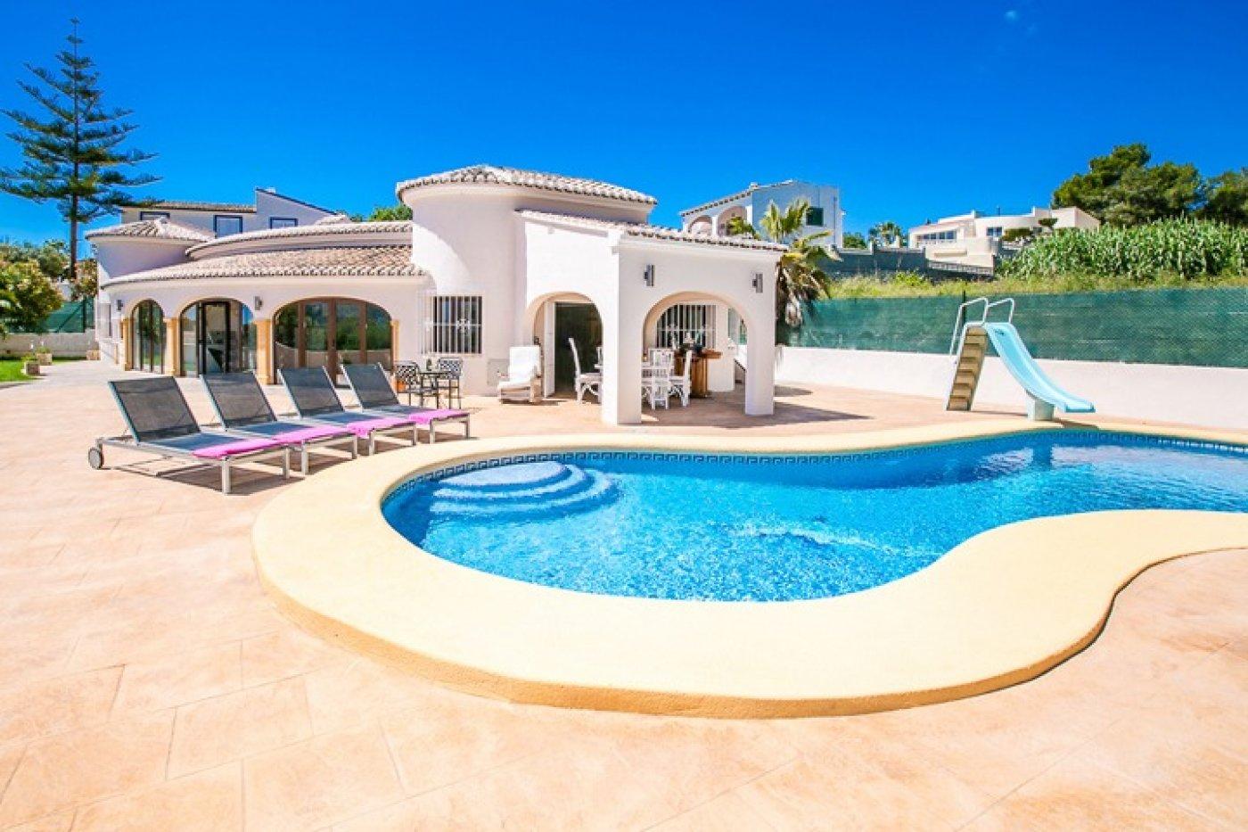 villa en moraira · san-jaime 585000€