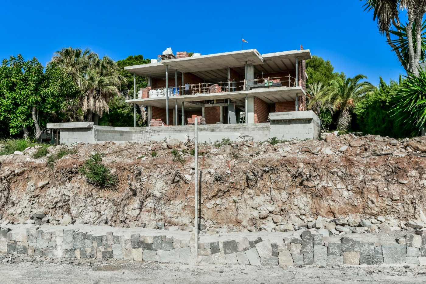 Villa - Under Construction - Calalga - Calpe