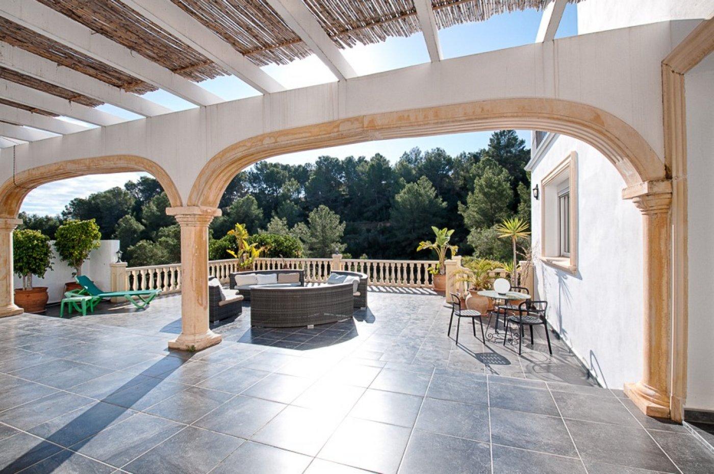 Villa in Benissa LA VIÑA