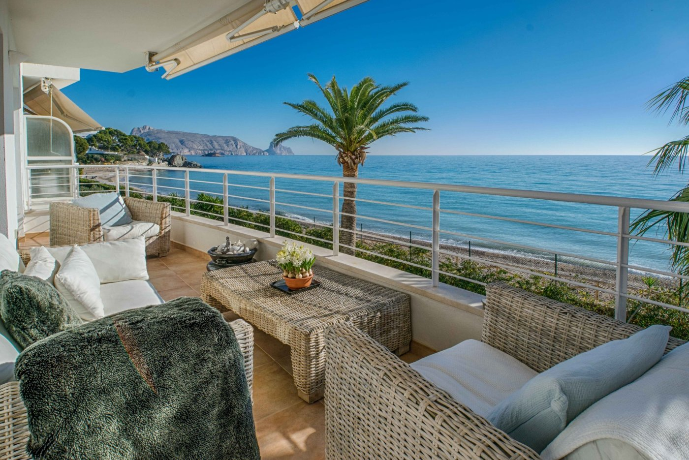 apartment en altea · cap-negret 359000€
