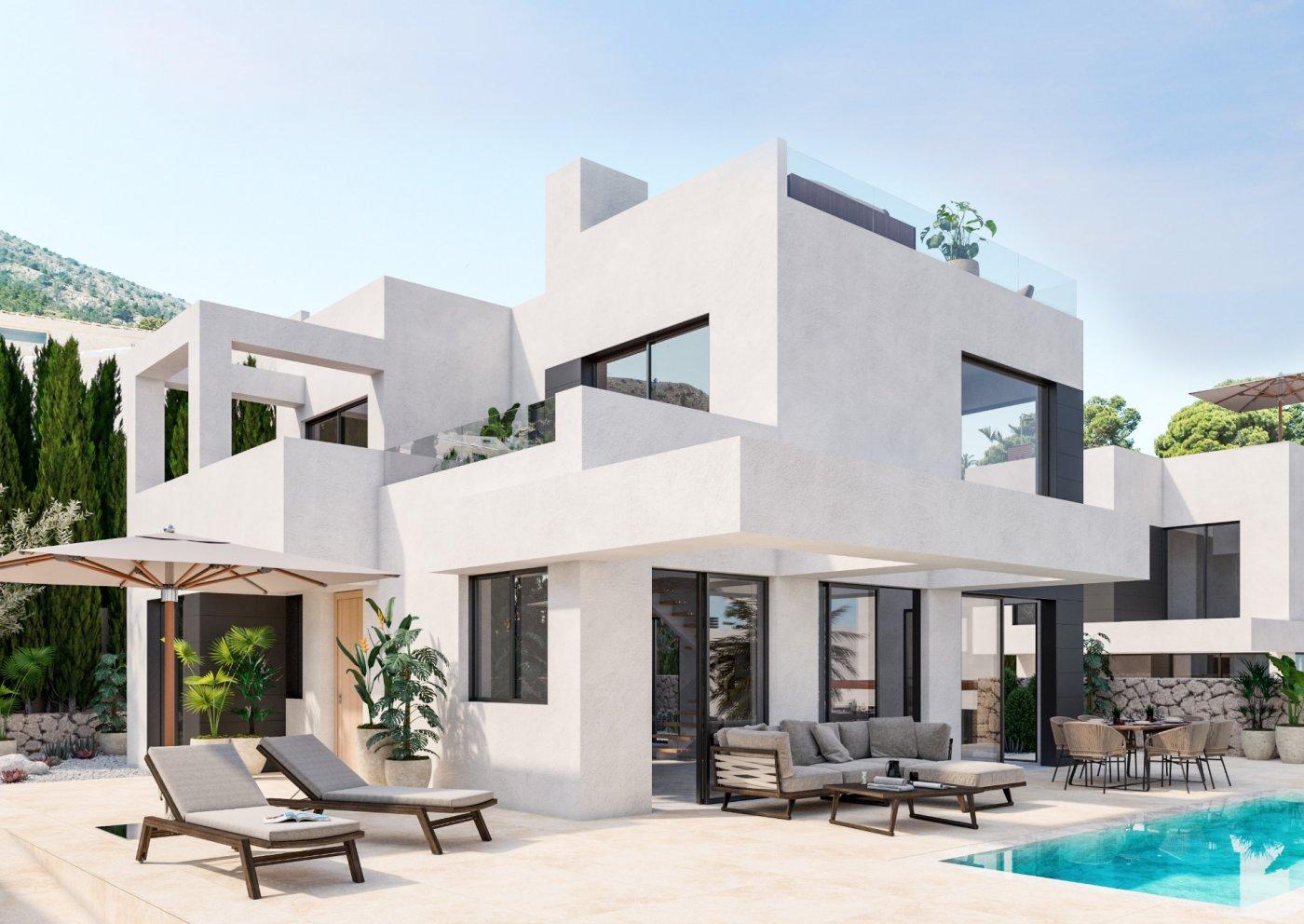 villa en albir · albir 690000€