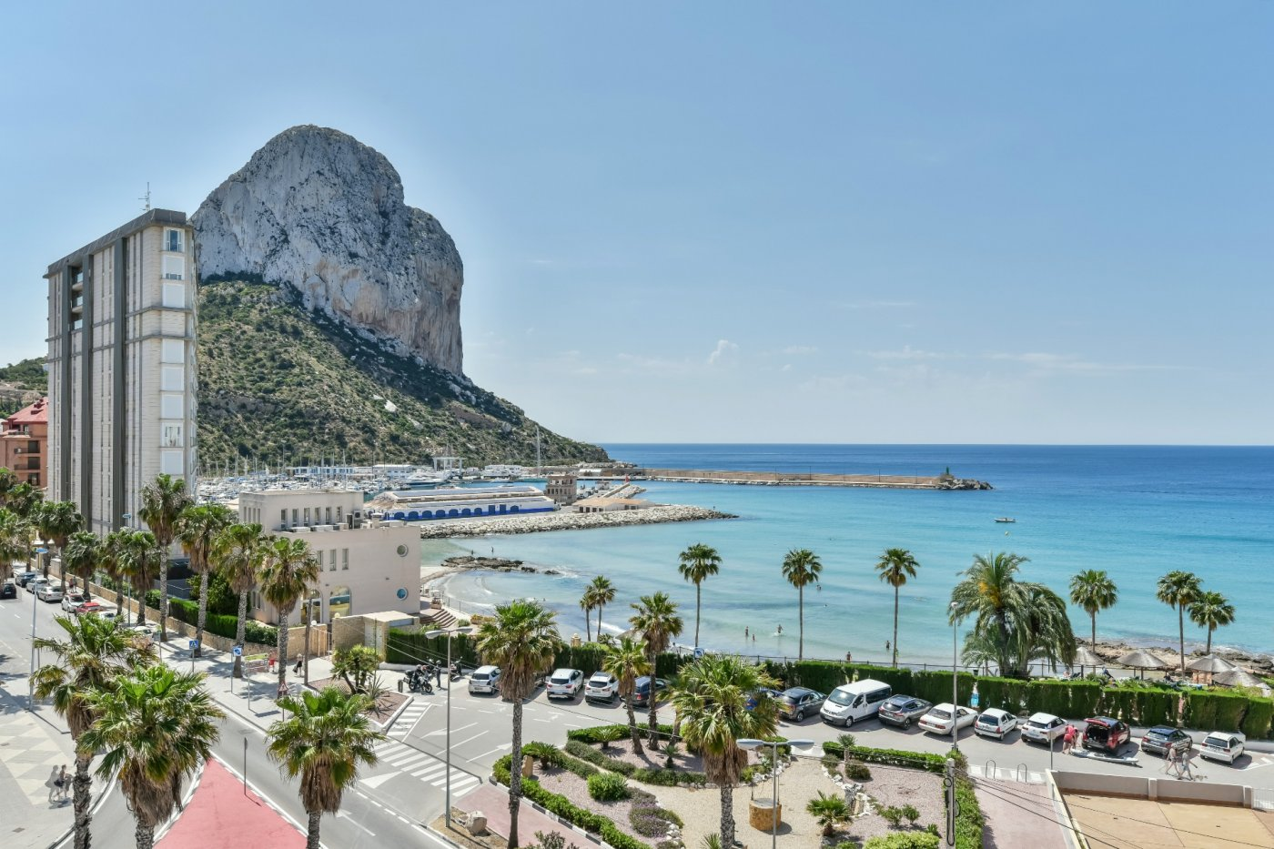 Apartment in Calpe Las Salinas