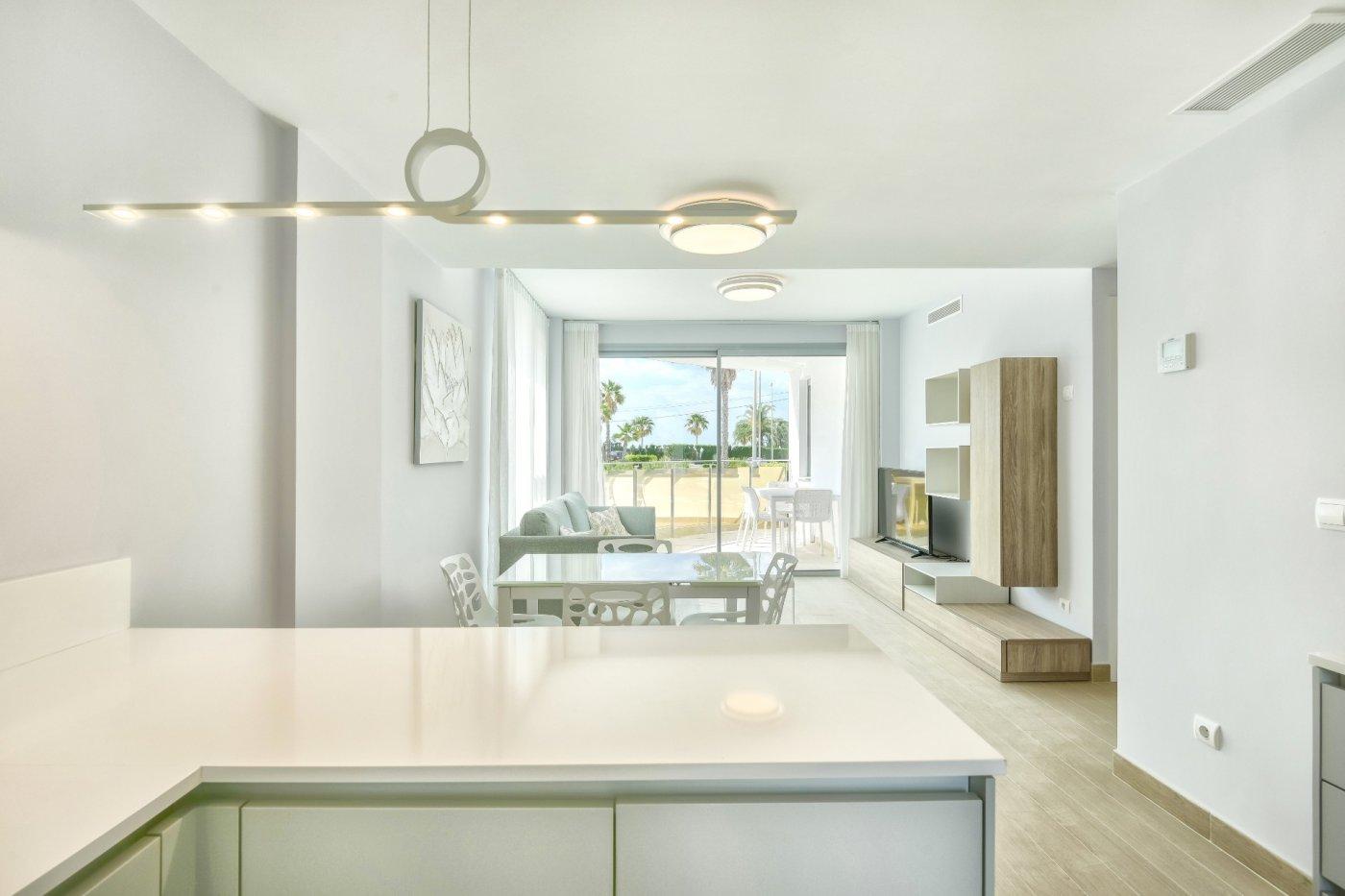 Estate Agents Moraira – Property for sale in Moraira – Apartment – Las Salinas – Calpe