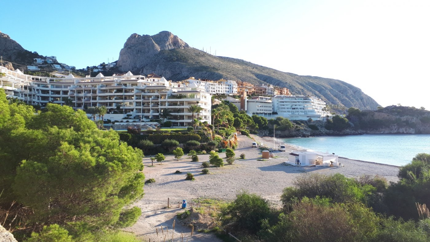apartment en altea · mascarat 595000€