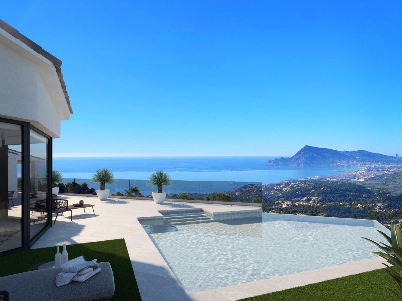 luxury-villa en altea · la-sierra 1395000€