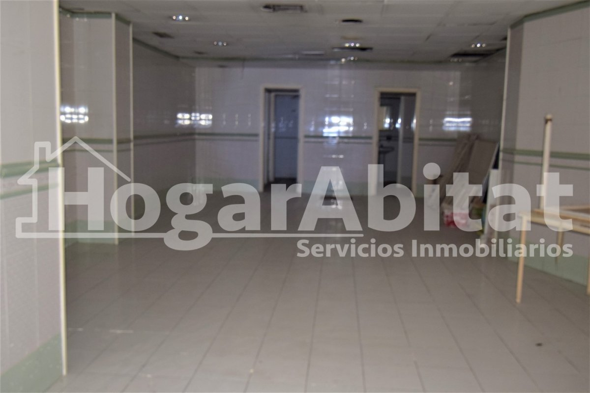 Premises for rent in *CASALDUCH, Castellon de la Plana