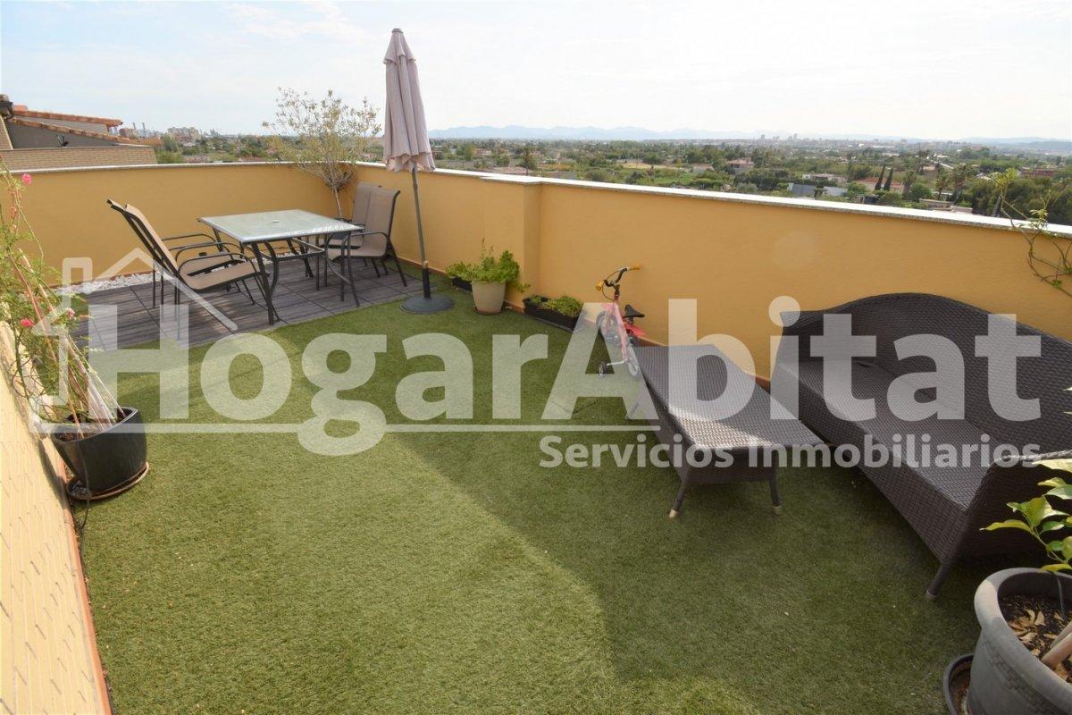 Penthouse for sale in Pinar, Castellon de la Plana