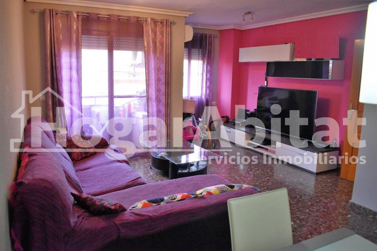 Flat for sale in San Ramon, Xirivella