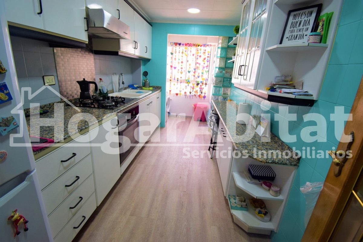 Flat for sale in ESTACIÓN BURJASOT-GODELLA, Burjassot