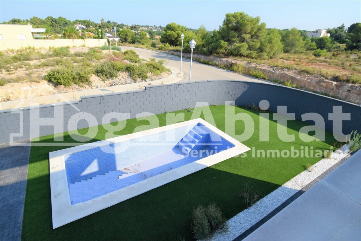 Chalet for sale in Urb. Lloma del Mas, Betera