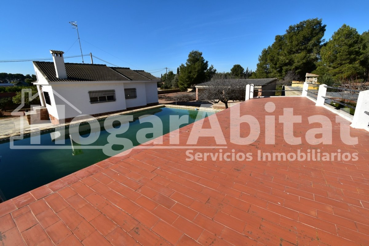 Chalet for sale in Los Pinares, Betera