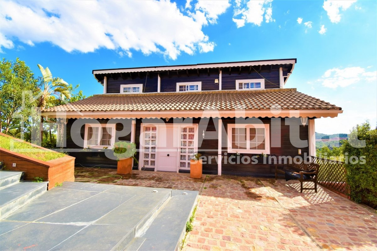 Villa for sale in Urbanización La Coma Fase 1A, Borriol