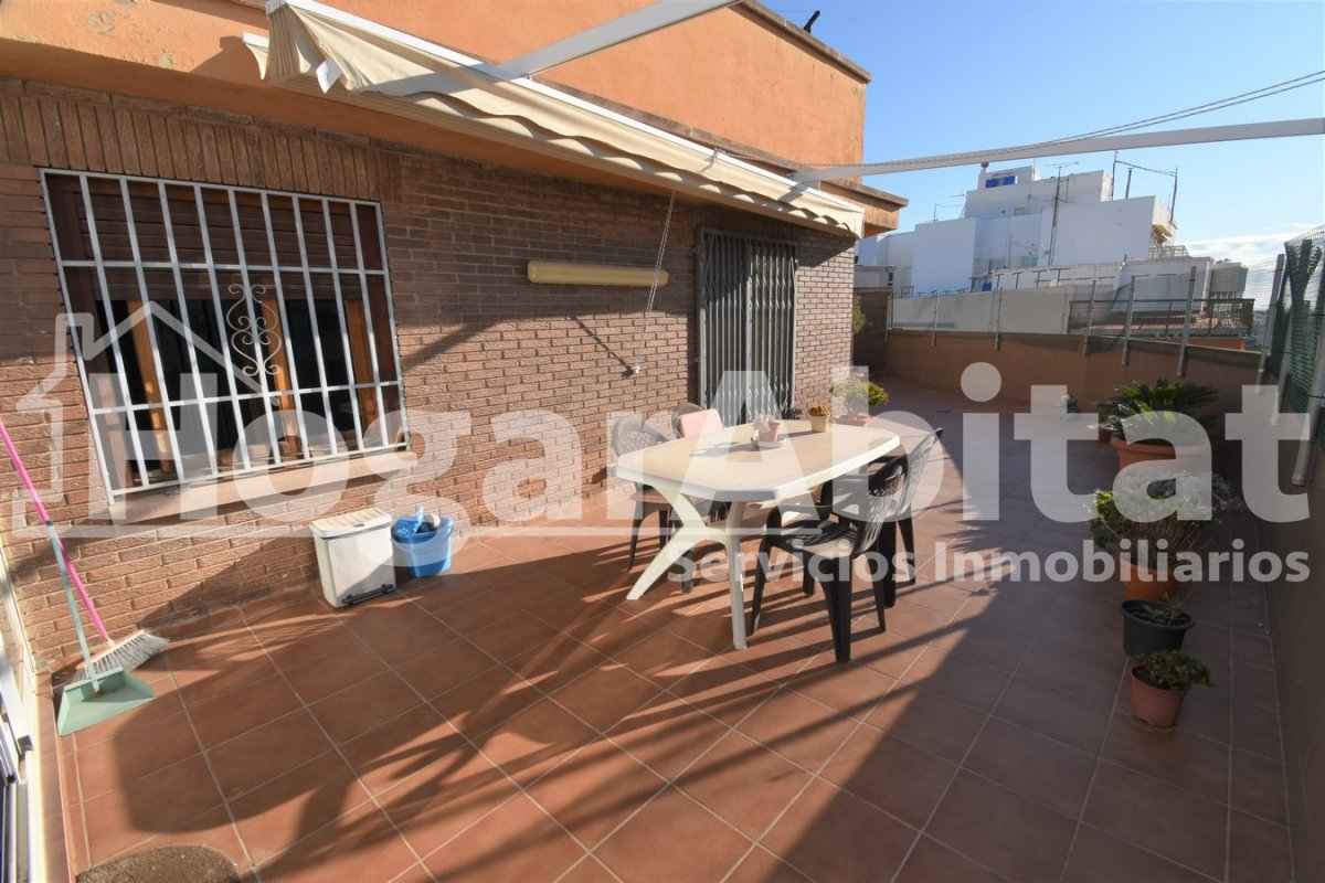 Penthouse for sale in Salesianos, Burriana
