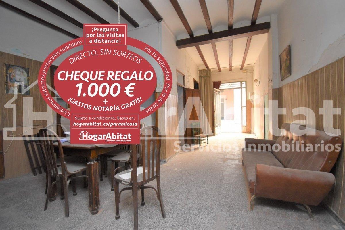 House for sale in Camino de Onda - Salesianos - Centro, Burriana
