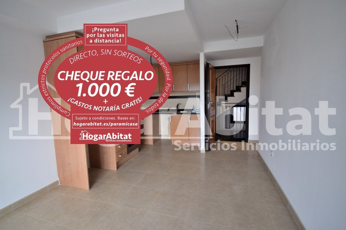 Flat for sale in Burriana, Burriana