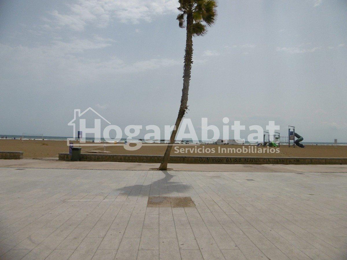 Piso en venta en Playa de la Malvarrosa - La Malvarrosa, Valencia