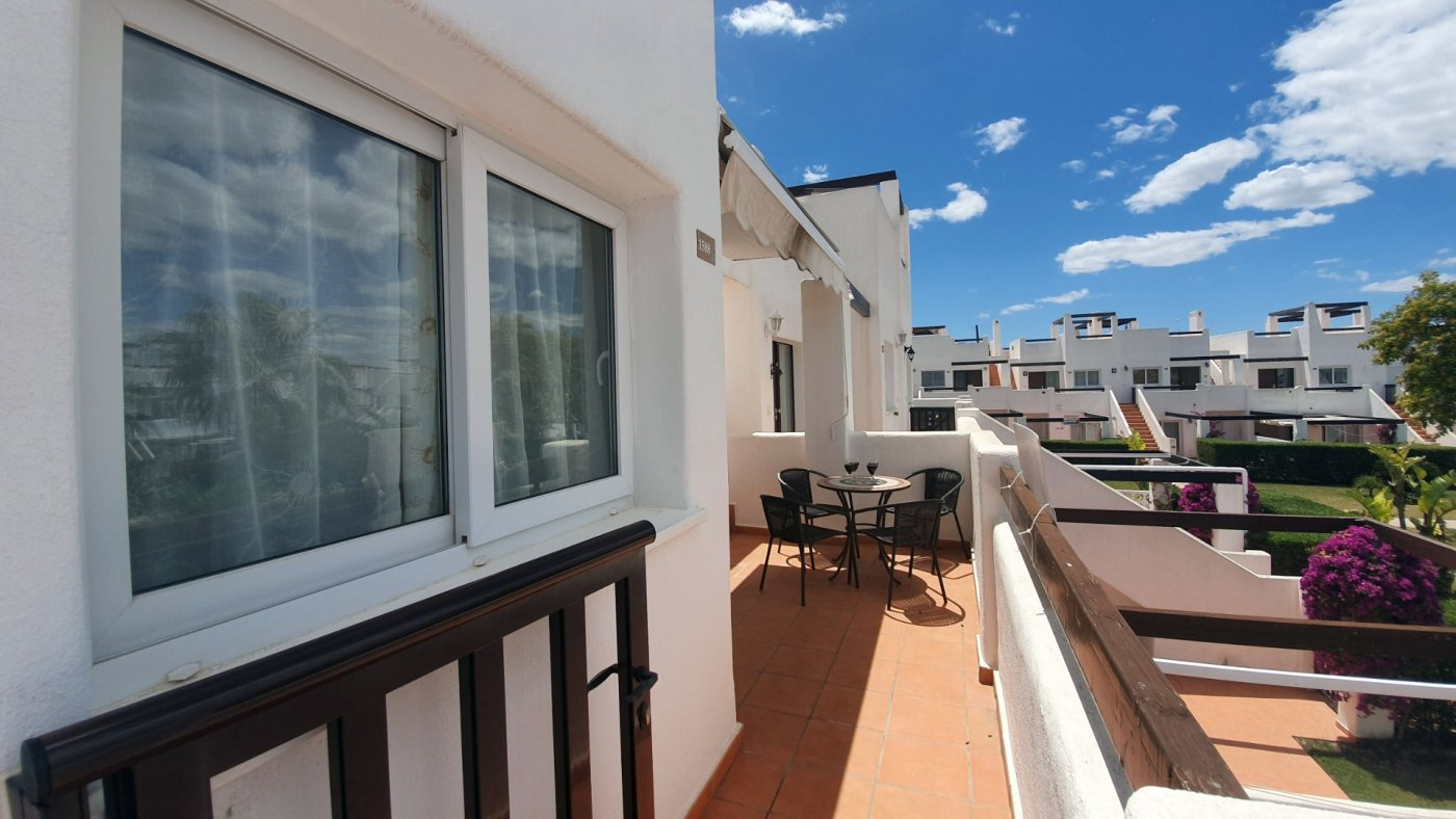 Gallery Image 24 of Elegant South West Facing 2 Bed Apartment Right In Front of the Pool in Jardin 13, Condado de Alhama