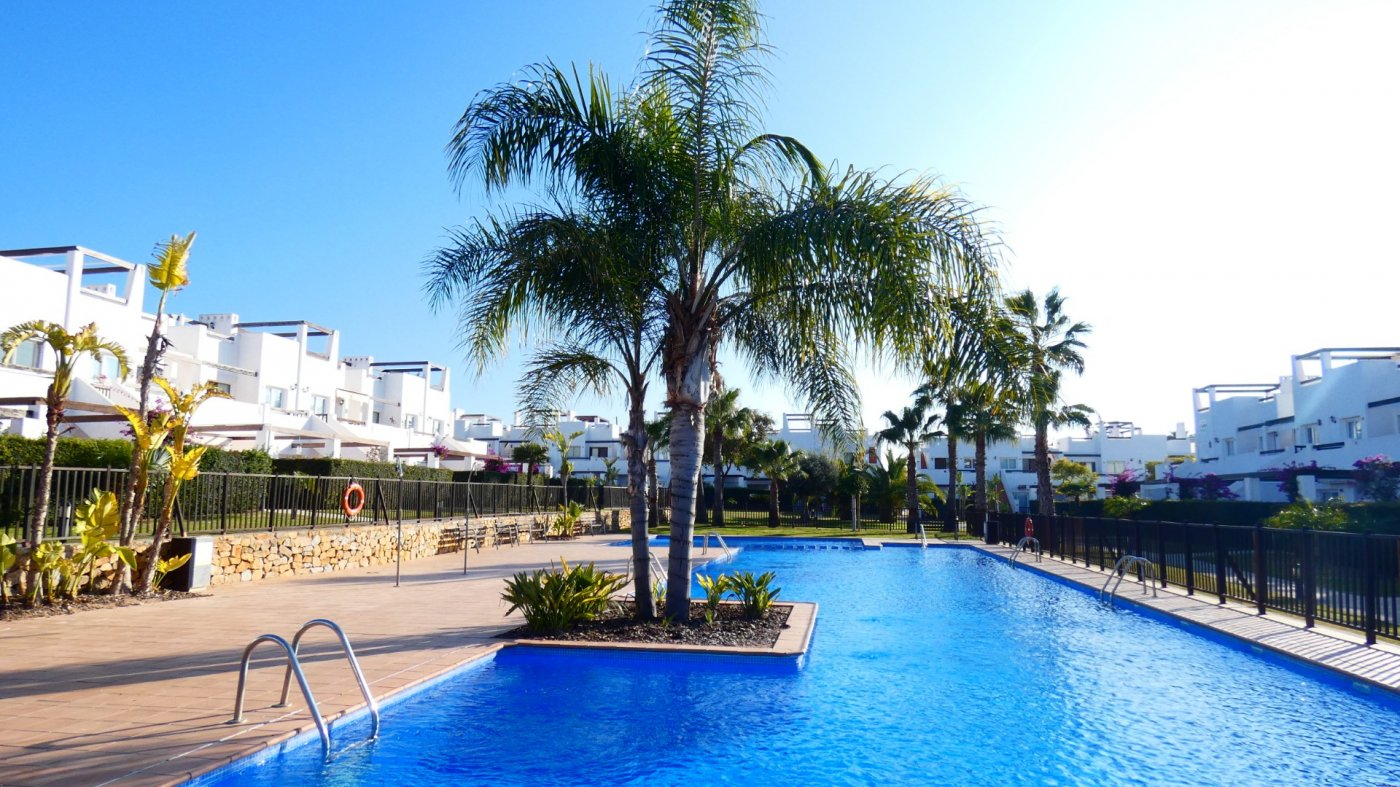 Gallery Image 26 of Elegant South West Facing 2 Bed Apartment Right In Front of the Pool in Jardin 13, Condado de Alhama