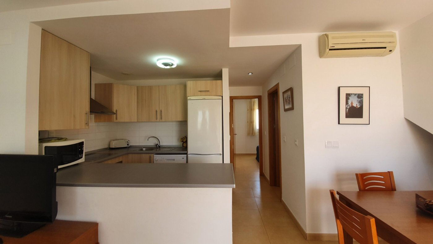 Gallery Image 8 of Elegant South West Facing 2 Bed Apartment Right In Front of the Pool in Jardin 13, Condado de Alhama