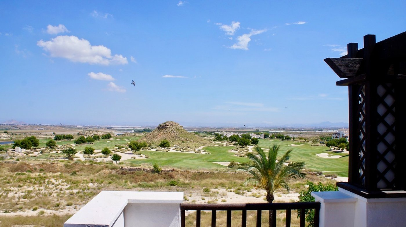 Apartment ref 3316 for sale in El Valle Golf Resort Spain - Quality Homes Costa Cálida