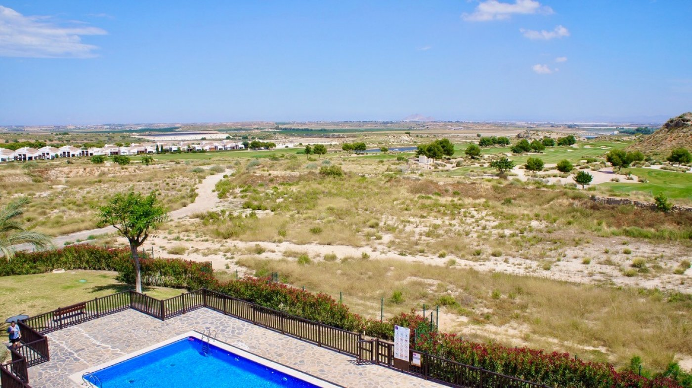 Gallery Image 1 of South facing golf and pool views, 2 bed, 1 bath low community fees.