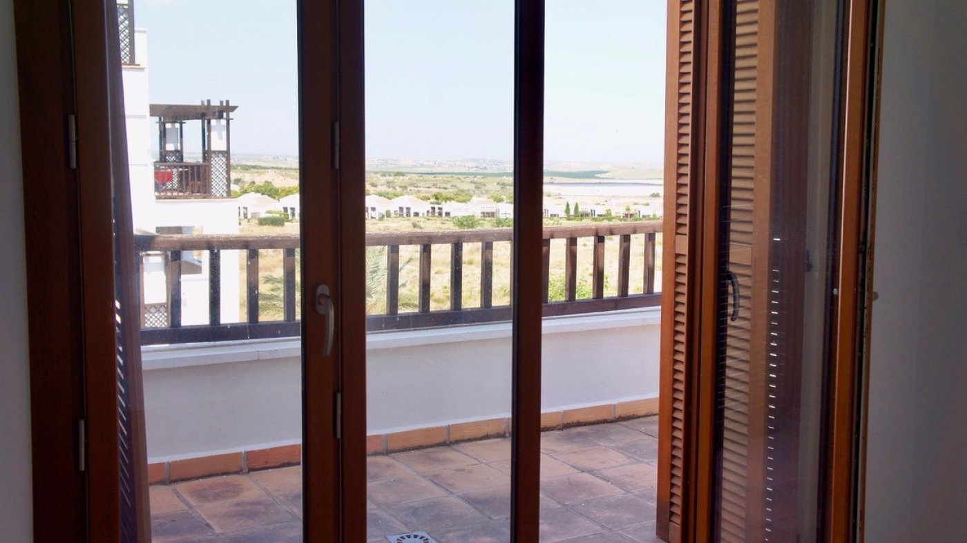 Gallery Image 2 of South facing golf and pool views, 2 bed, 1 bath low community fees.