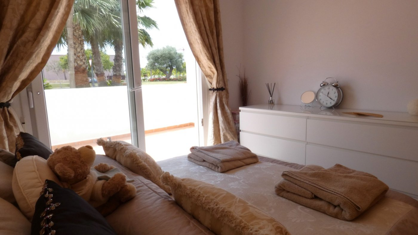 Gallery Image 7 of Unique 3 Bed 2 Bath Ground Floor Apartment Near to All Amenities at Condado de Alhama resort