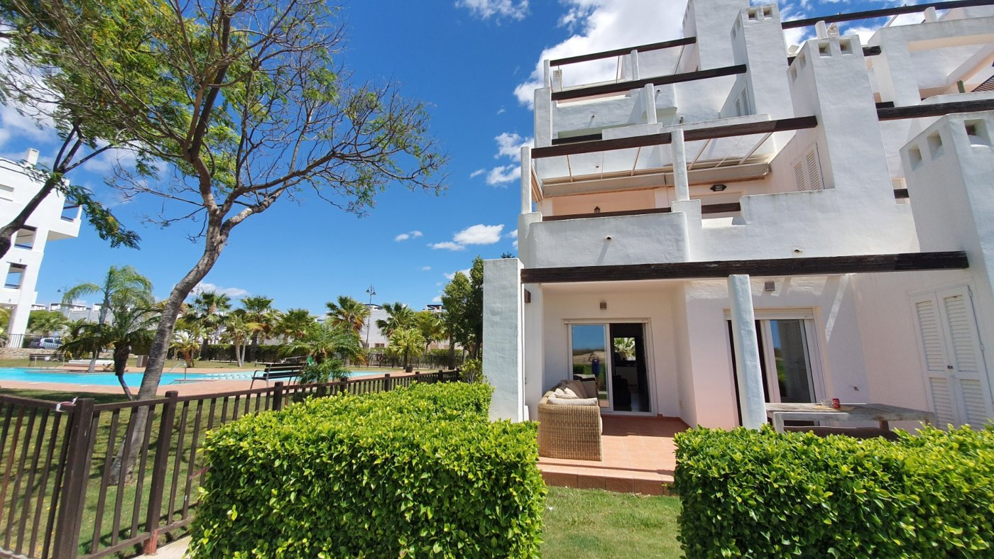 Gallery Image 27 of Se vende exquisito e inmaculado apartamento en planta baja en primera línea de golf en Condado