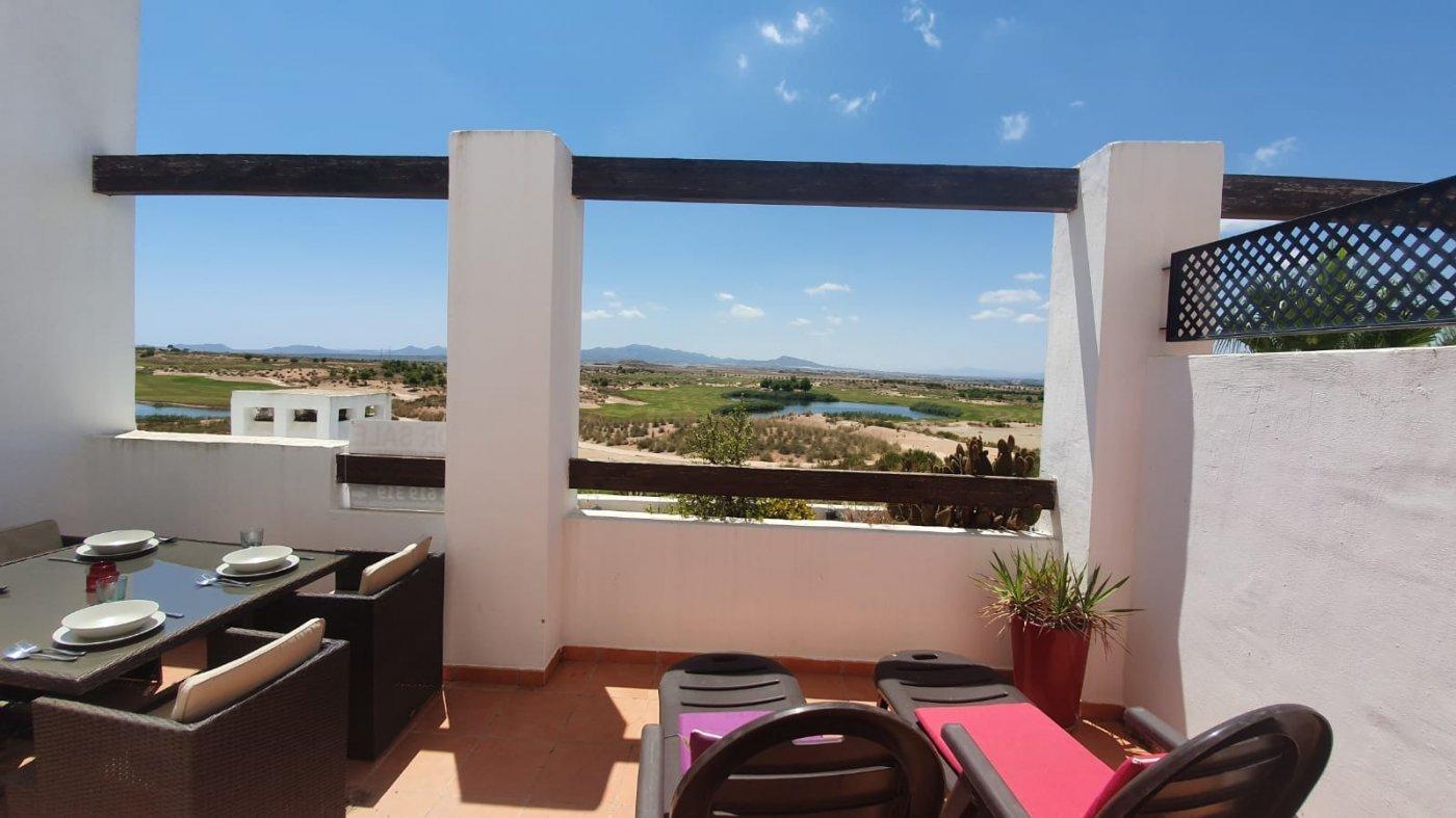 Banner for Apartment For Sale in Condado De Alhama, Alhama De Murcia With Pool