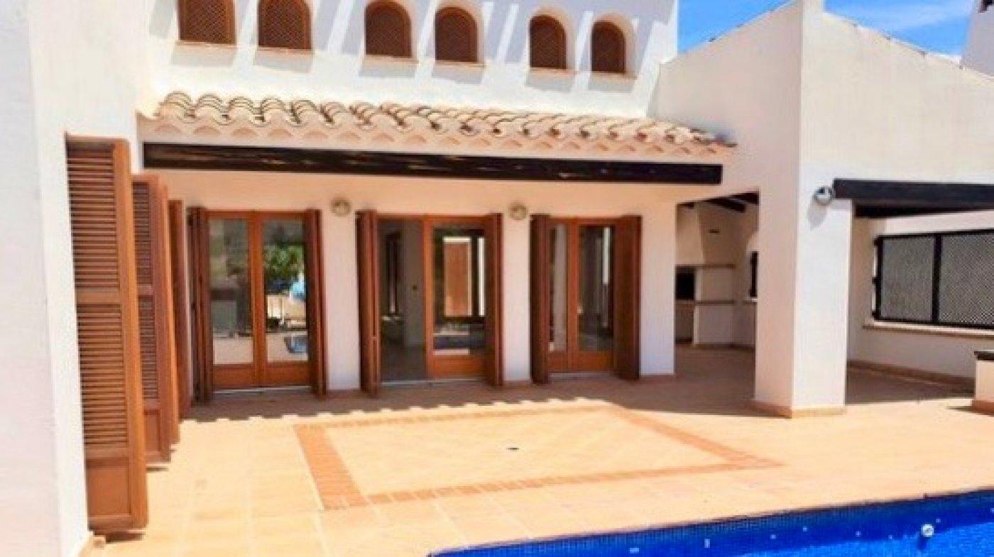 Villa ref 3339 para sale en El Valle Golf Resort España - Quality Homes Costa Cálida