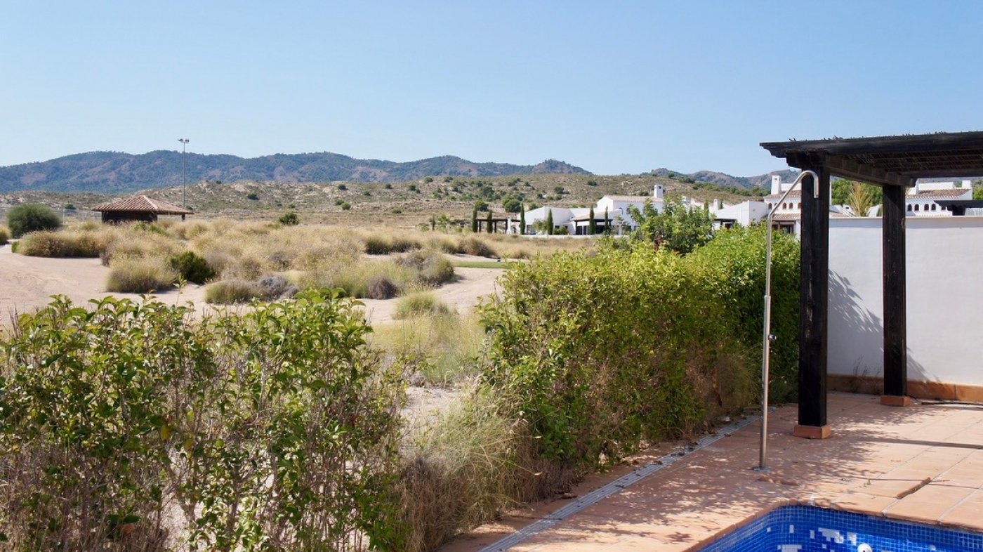 Gallery Image 21 of Bargain first line west facing large 3 Bed Villa with Private Pool on El Valle Golf Resort
