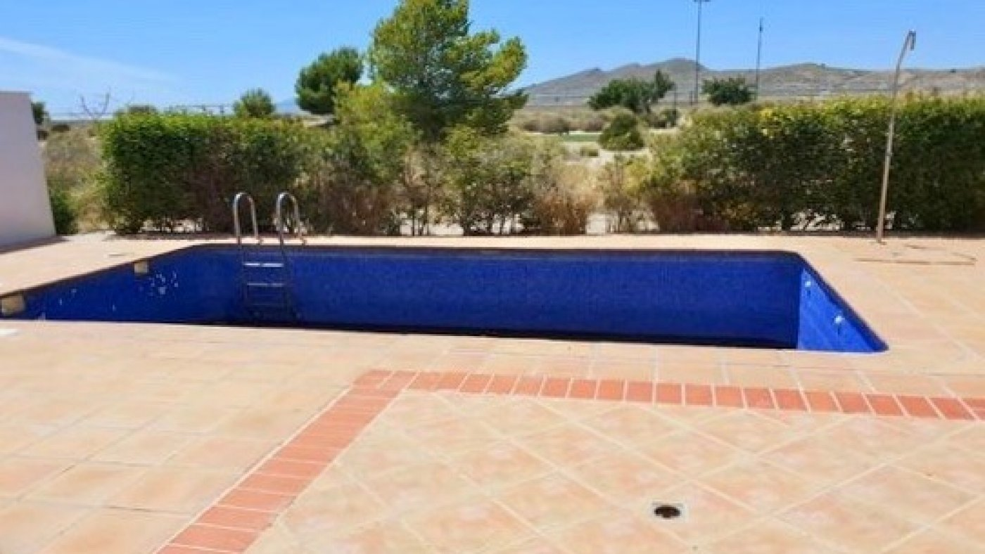Gallery Image 2 of Bargain first line west facing large 3 Bed Villa with Private Pool on El Valle Golf Resort
