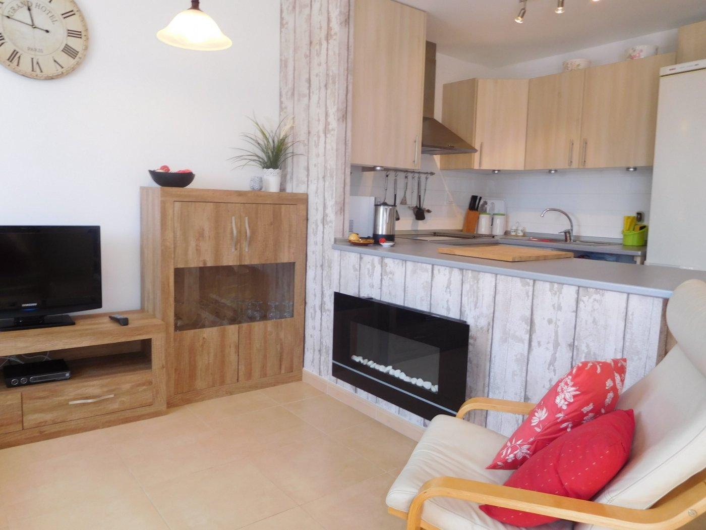 Image 1 Apartment ref 3340 for rent in Condado De Alhama Spain - Quality Homes Costa Cálida