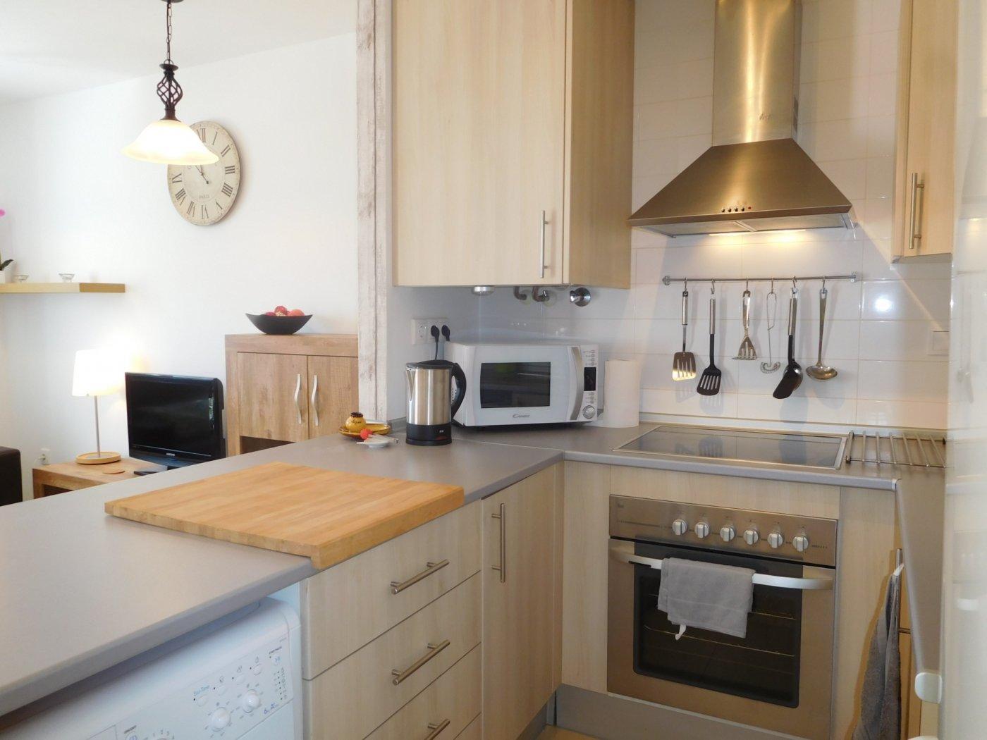 Image 6 Apartment ref 3340 for rent in Condado De Alhama Spain - Quality Homes Costa Cálida