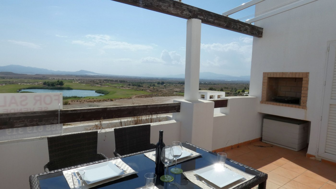 Apartment ref 3343 für sale in Condado De Alhama Spanien - Quality Homes Costa Cálida