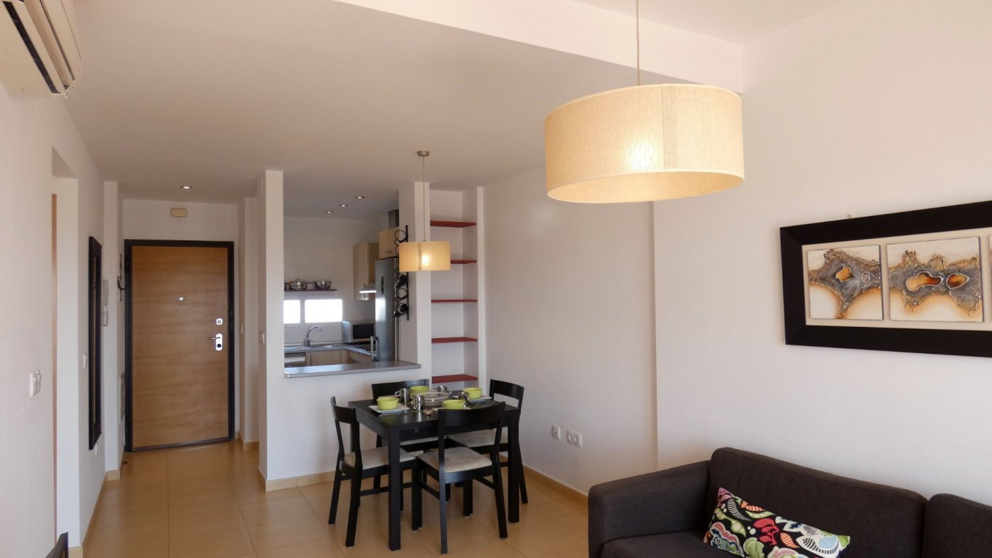 Image 6 Apartment ref 3343 for sale in Condado De Alhama Spain - Quality Homes Costa Cálida