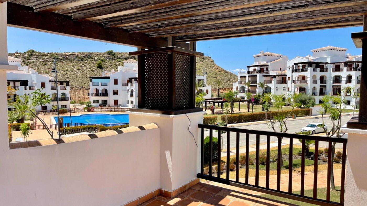 Imagen 1 Apartamento ref 3350 para sale en El Valle Golf Resort España - Quality Homes Costa Cálida