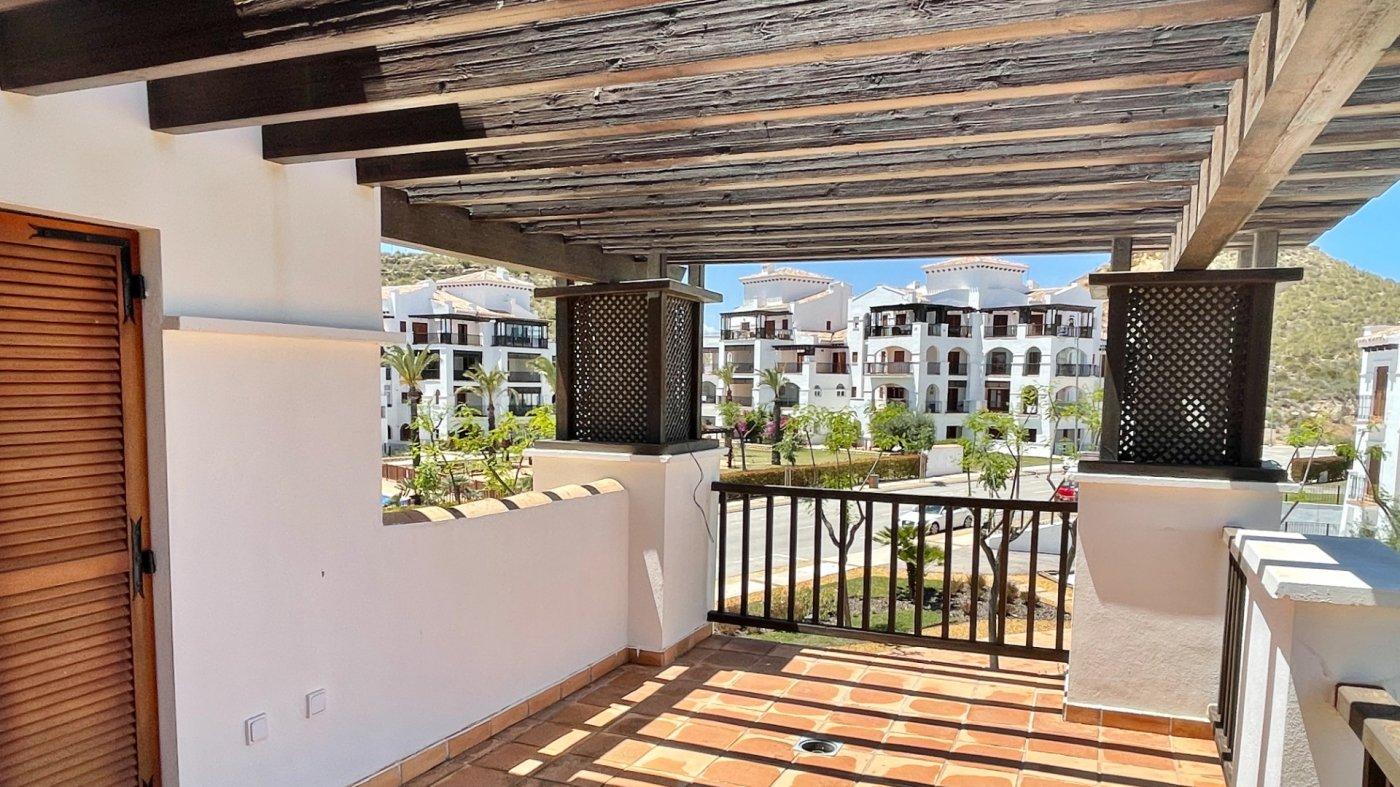 Imagen 2 Apartamento ref 3350 para sale en El Valle Golf Resort España - Quality Homes Costa Cálida