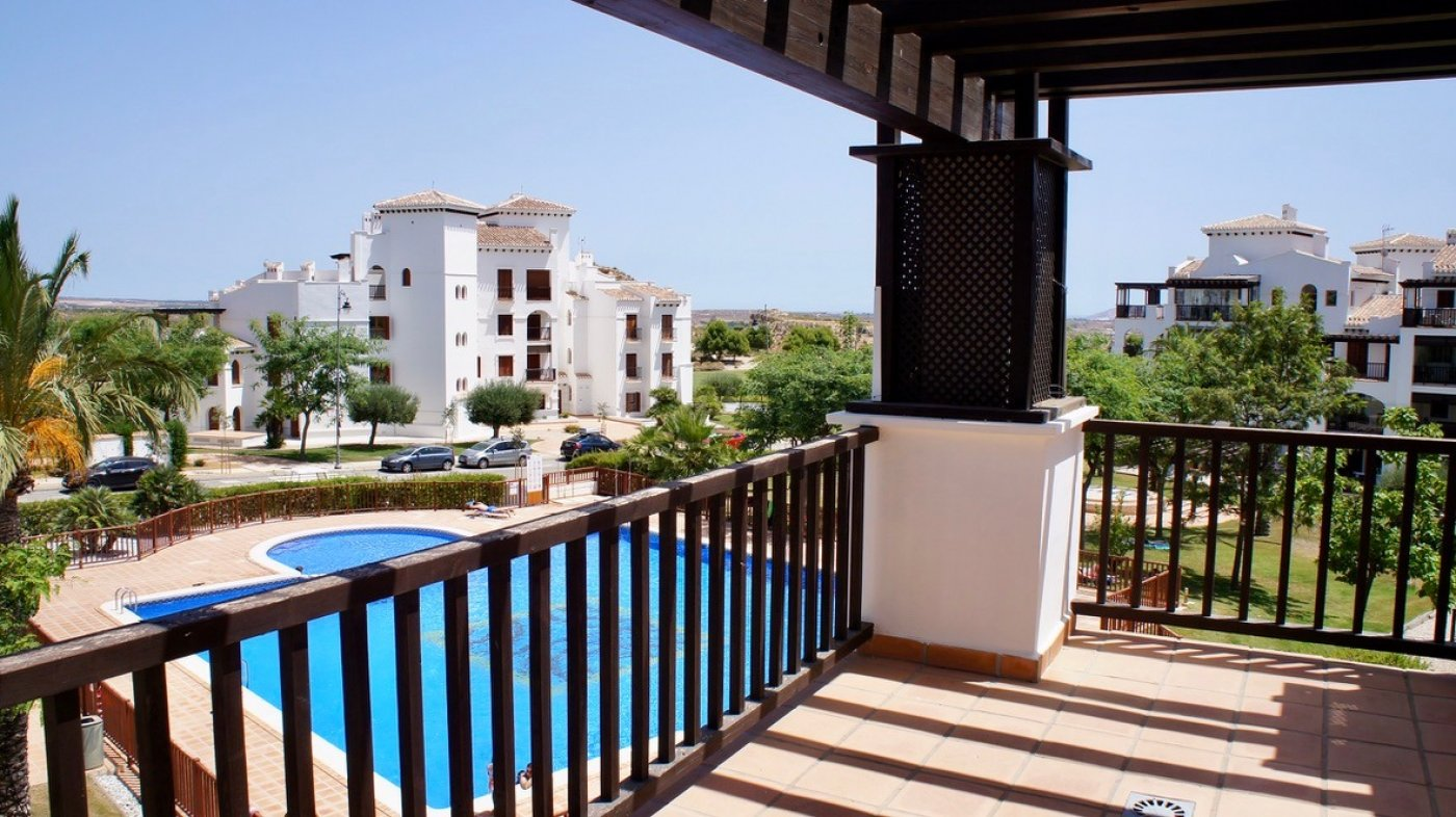 Apartment ref 3351 for sale in El Valle Golf Resort Spain - Quality Homes Costa Cálida