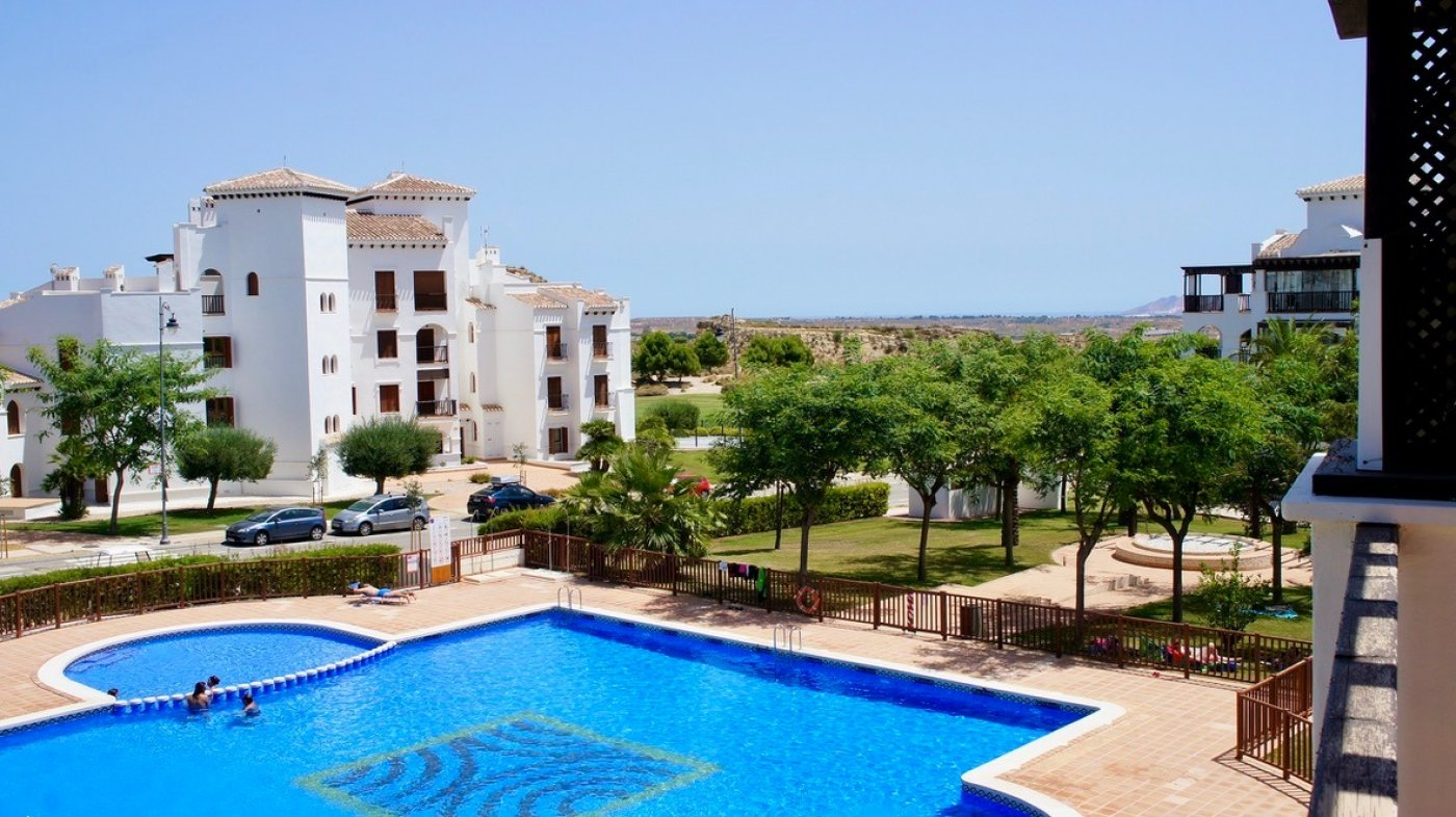 Gallery Image 15 of Big terrace, bargain priced sunny 2nd floor, 2 bed and 2 bath apartment in  El Valle Golf Resort