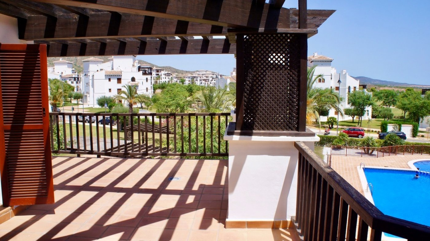 Gallery Image 2 of Big terrace, bargain priced sunny 2nd floor, 2 bed and 2 bath apartment in  El Valle Golf Resort