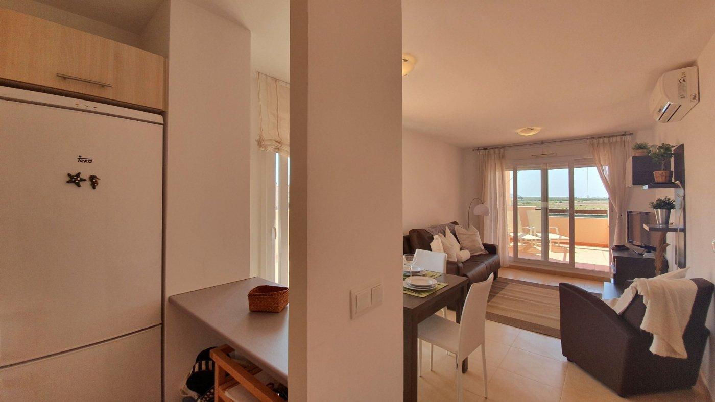 Gallery Image 11 of South Facing Corner Penthouse with Wraparound Terrace and Lake Views at La Isla, Condado de Alhama