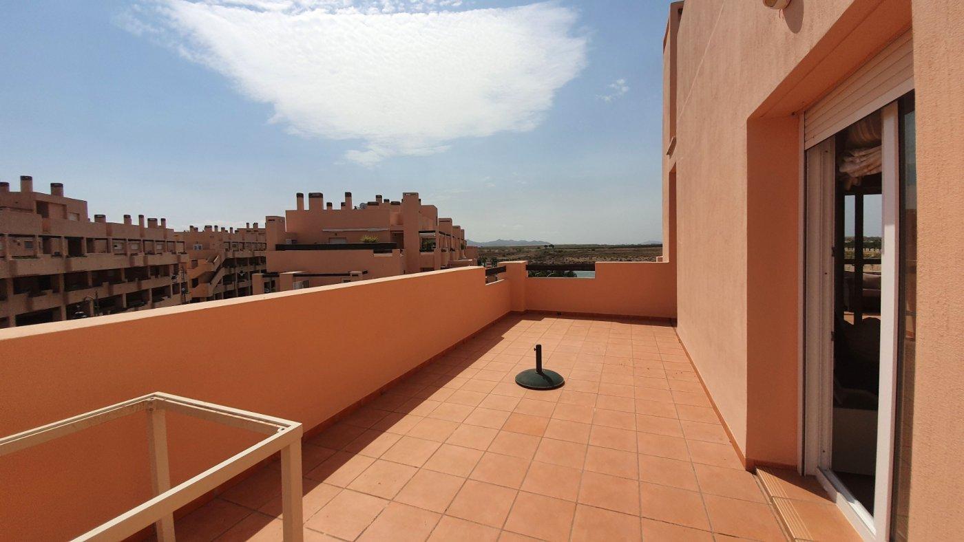 Gallery Image 1 of South Facing Corner Penthouse with Wraparound Terrace and Lake Views at La Isla, Condado de Alhama
