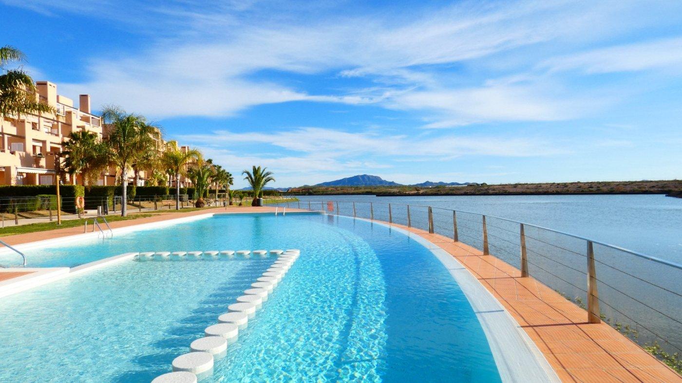 Gallery Image 35 of South Facing Corner Penthouse with Wraparound Terrace and Lake Views at La Isla, Condado de Alhama