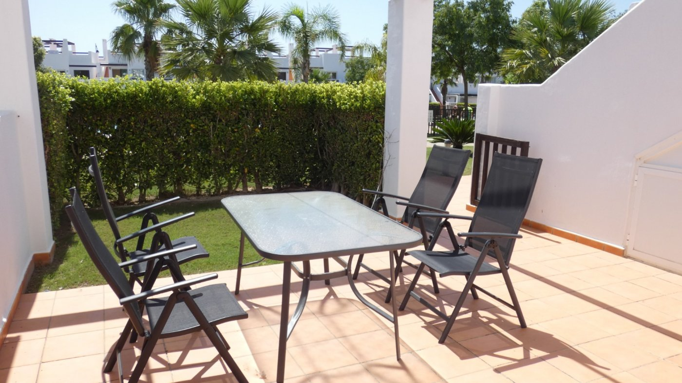 Apartment ref 3363 for sale in Condado De Alhama Spain - Quality Homes Costa Cálida