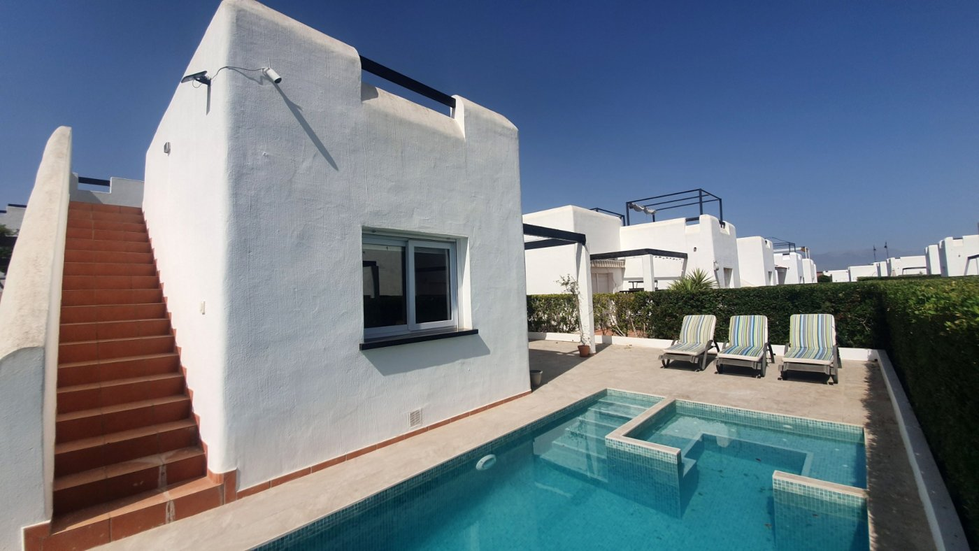 Image 1 Villa ref 3363 for sale in Condado De Alhama Spain - Quality Homes Costa Cálida